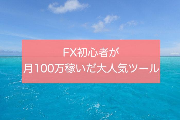 ザ・シークレットfxの評判・検証★FX初心者が月100万円を稼ぐ必勝法