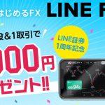 LINEFX 5000円